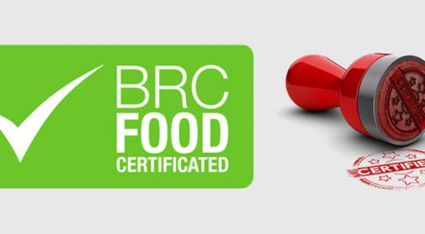 BRC/IOP Certificate